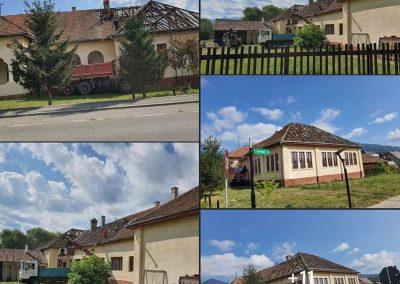 Vechea școală profesională din Prundu Bârgăului va fi modernizată și extinsă