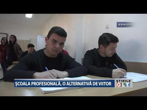 SCOALA PROFESIONALA O ALTERNATIVA DE VIITOR 0707
