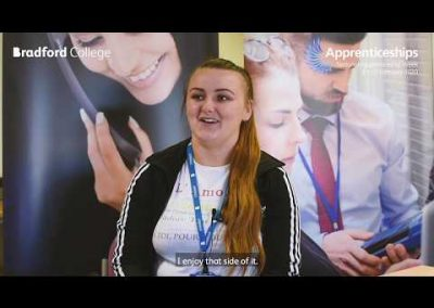 Students win Apprenticeship Awards from Bradford Council