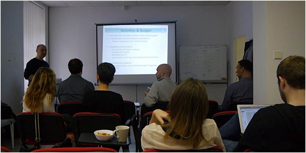 FOURTH TRANSNATIONAL PROJECT MEETING