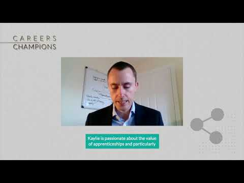 Careers Champions – Connecting Technical and Vocational Education