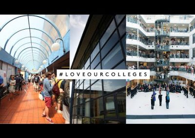 Love Our Colleges 2020 ||