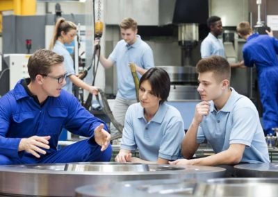 Reskilling: why the UK needs to reform vocational education